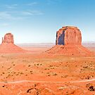 Monument Valley (Panorama).......best viewed larger by Stephen Knowles