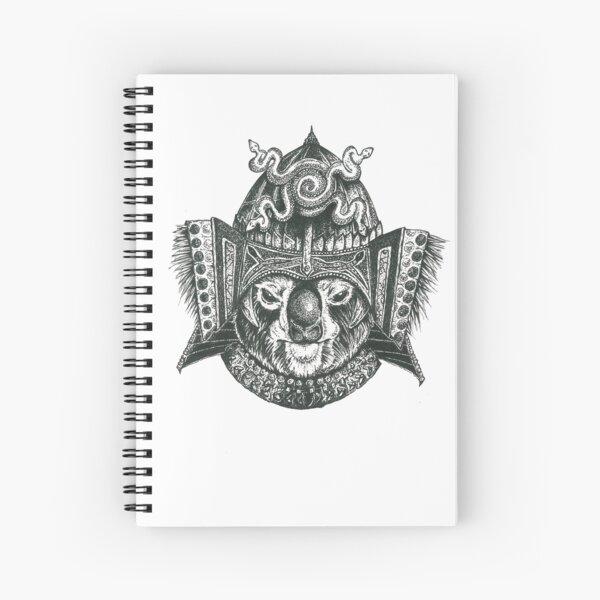 Koala Ronin Spiral Notebook