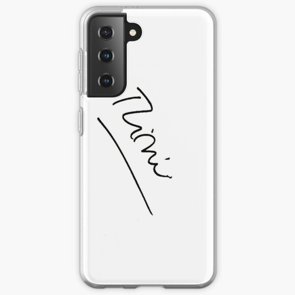 TINI Autógrafo / Firma Funda blanda para Samsung Galaxy