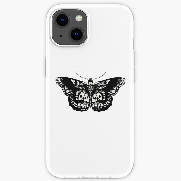 Harry styles butterfly  iPhone Soft Case