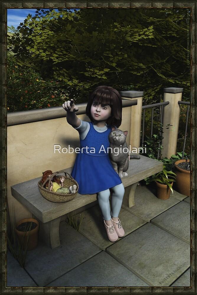LOOK ! by Roberta Angiolani