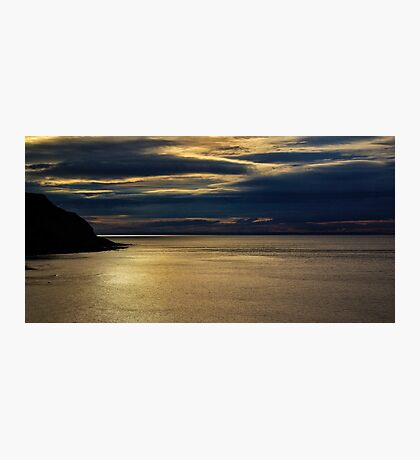Evening on the Coast Photographic Print