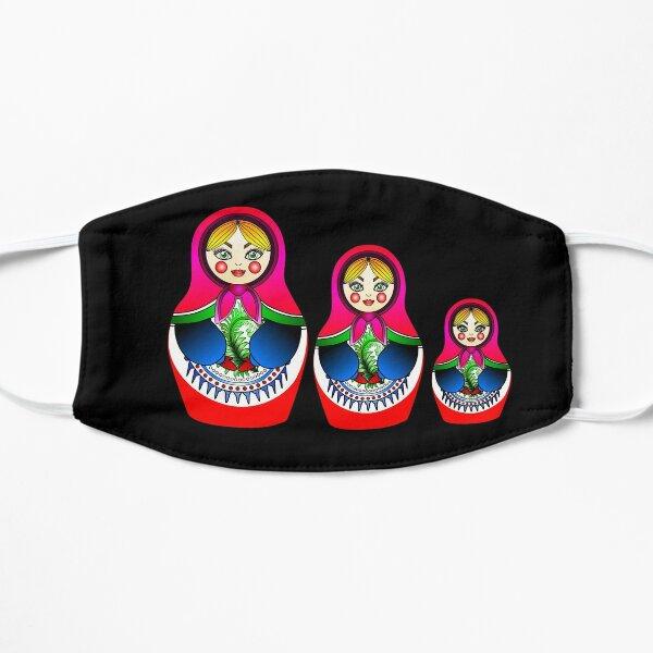Matryoshka Flat Mask