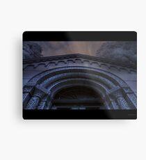 Tomb Metal Print