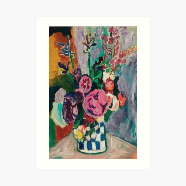 Henri Matisse | Peonies Art Print
