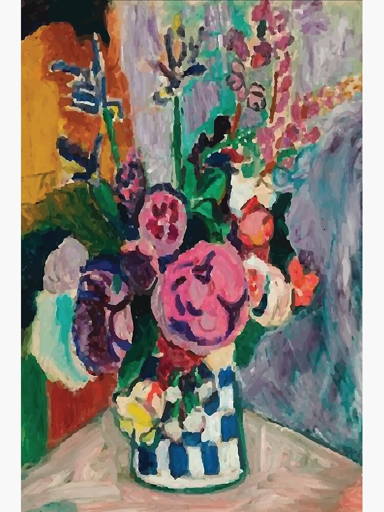 Henri Matisse   Peonies by badguyduh