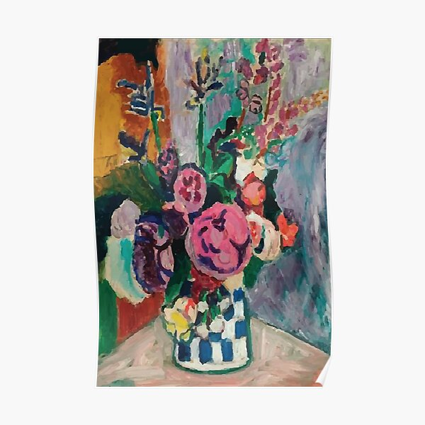 Henri Matisse | Peonies Poster
