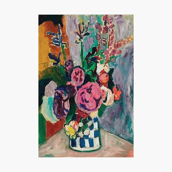 Henri Matisse | Peonies Photographic Print
