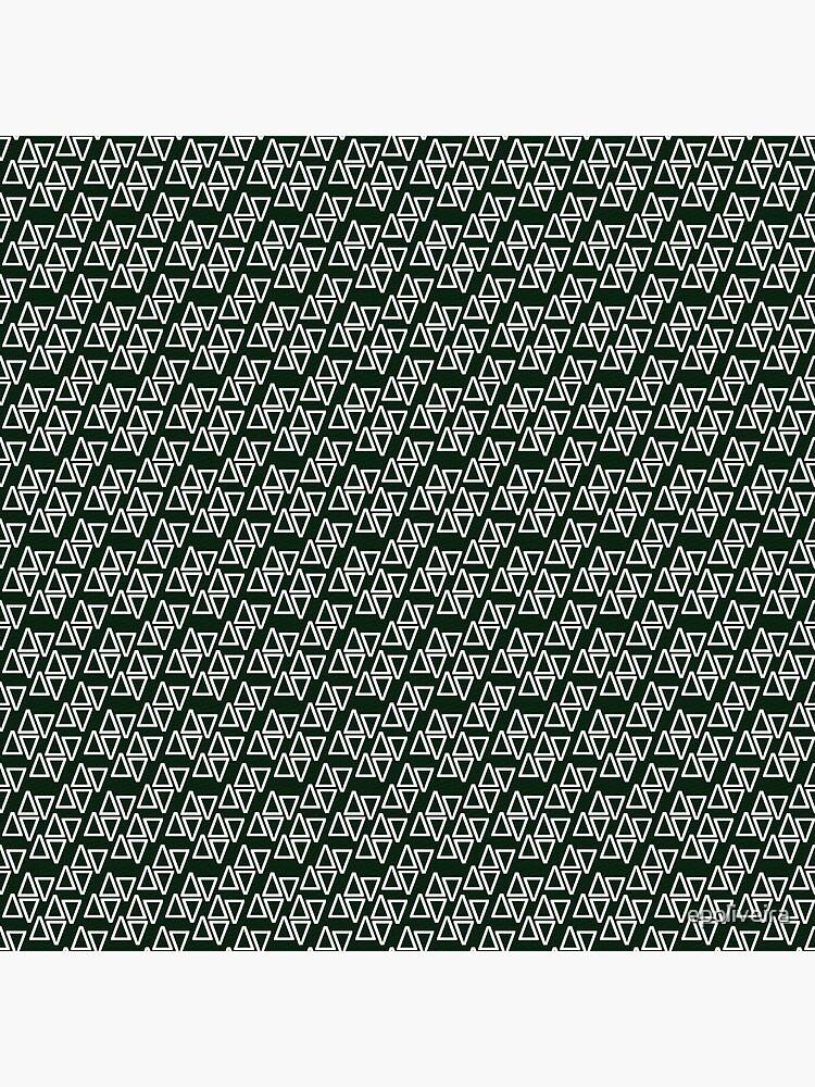 Math Binary Triangle Pattern by epoliveira