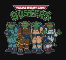 Teenage Mutant Ghost Busters | Unisex T-Shirt