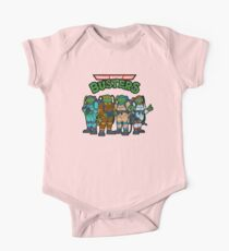 Teenage Mutant Ghost Busters Kids Clothes