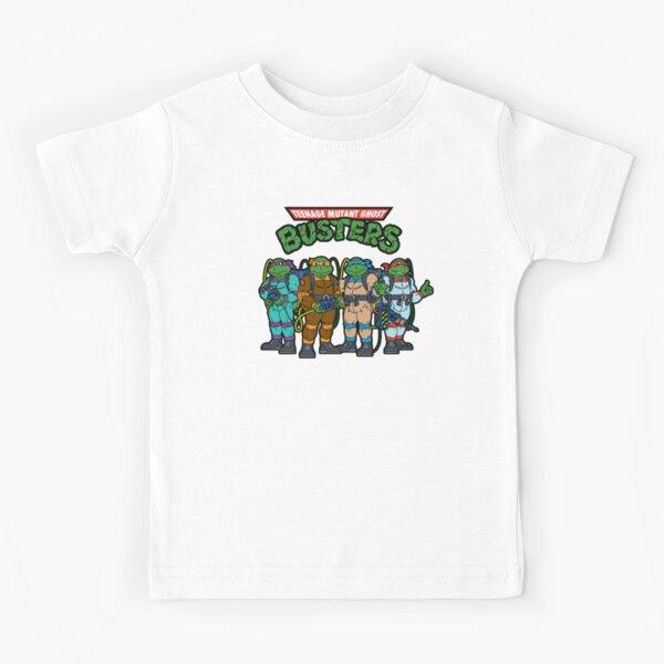 Teenage Mutant Ghost Busters Kids T-Shirt