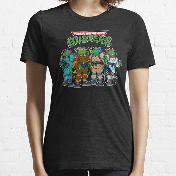 Teenage Mutant Ghost Busters Essential T-Shirt