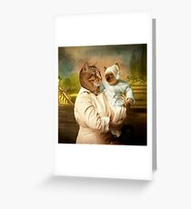 The irresistible baby Greeting Card