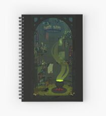 Kotel Spiral Notebook