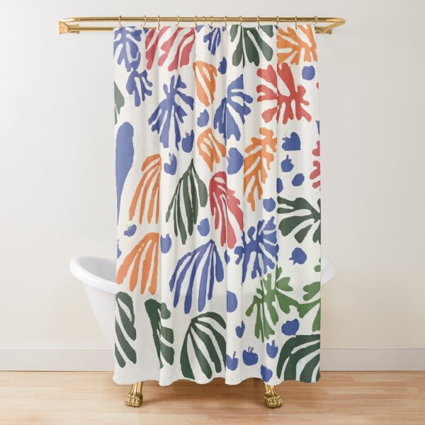 Henri Matisse | The Parakeet and the Mermaid Shower Curtain