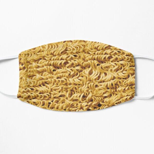 Seamless Ramen Noodle Pattern Flat Mask