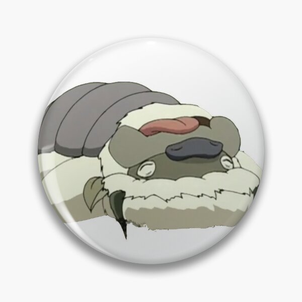 Sleepy Appa  Pin