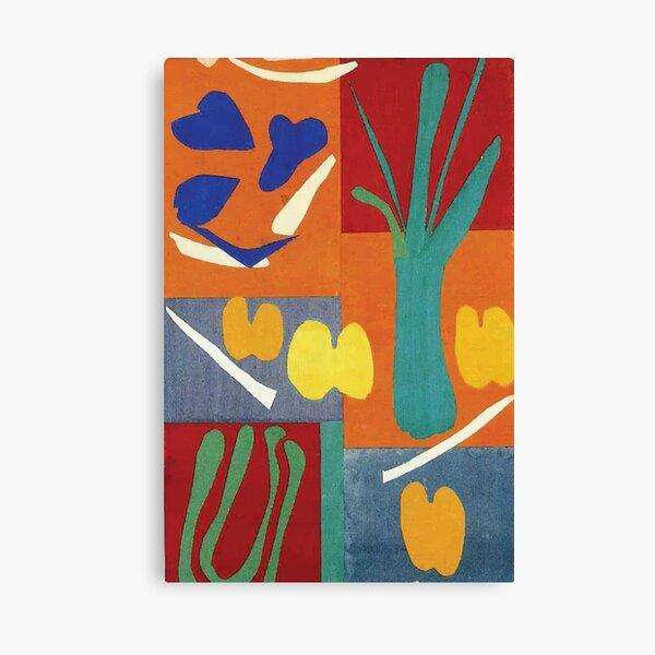 Henri Matisse   Vegetables Canvas Print