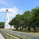 Ocracoke Light Station by Jack Ryan
