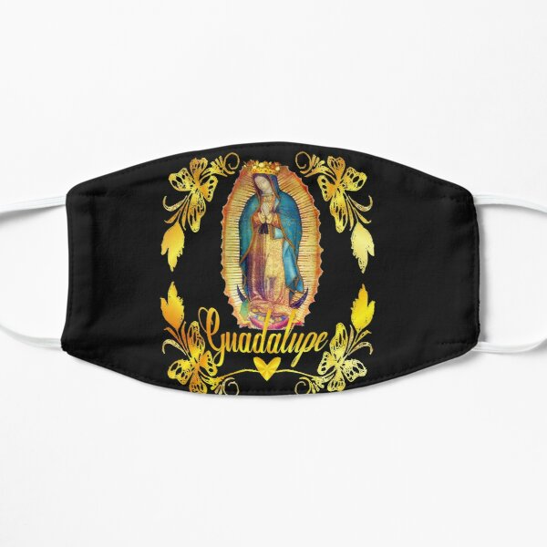 Our Lady of Guadalupe Virgin Mary Mexico Mexican Virgen Maria 105 Mask