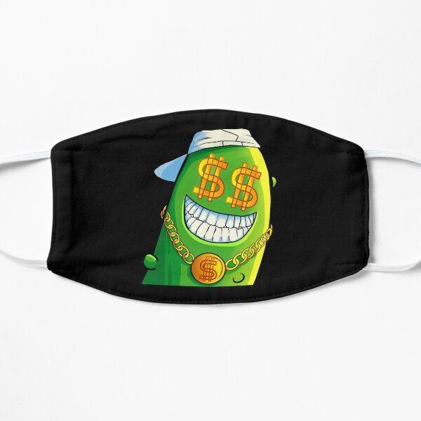 MrFreshAsian funny face mask Flat Mask