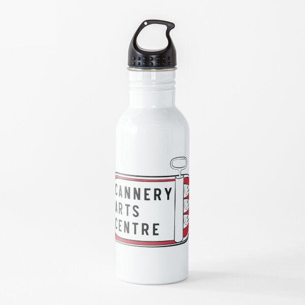 Cannery Arts Centre Logo Water Bottle