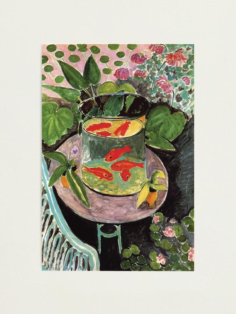 Alternate view of Henri Matisse   Goldfish Photographic Print