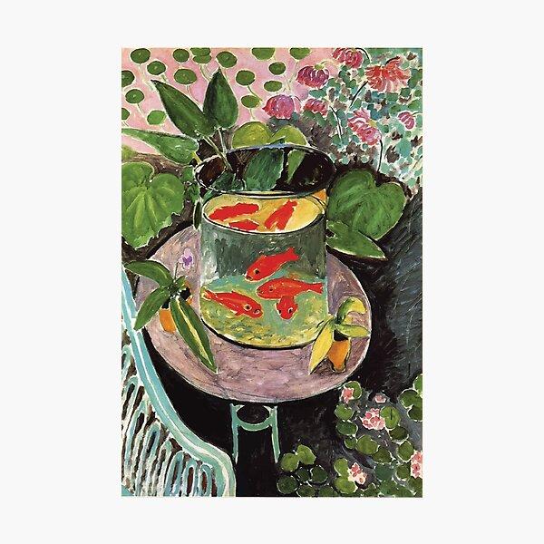 Henri Matisse | Goldfish Photographic Print