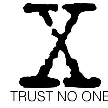 Trust No One by dogxdad