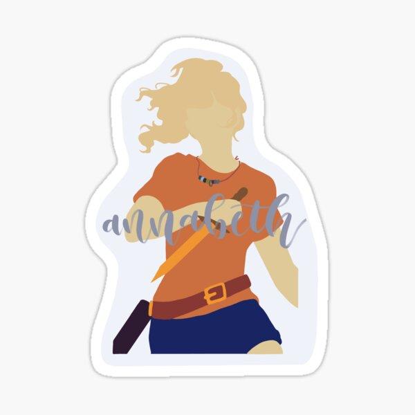Annabeth Chase Viria Sticker Sticker