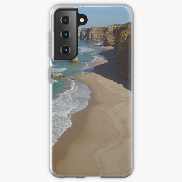 Twelve Apostles, Australia Samsung Galaxy Soft Case