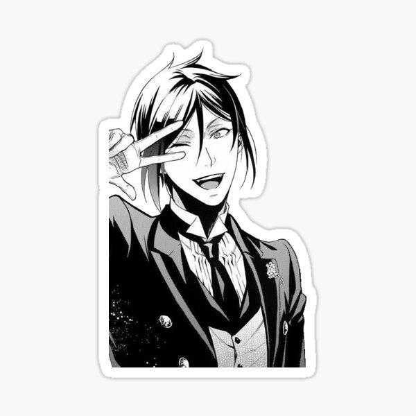Black Butler - Sebastian Sticker