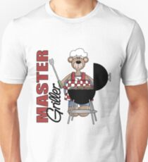 Master Griller Bear T-Shirt