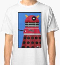 Dalek Sticker Classic T-Shirt