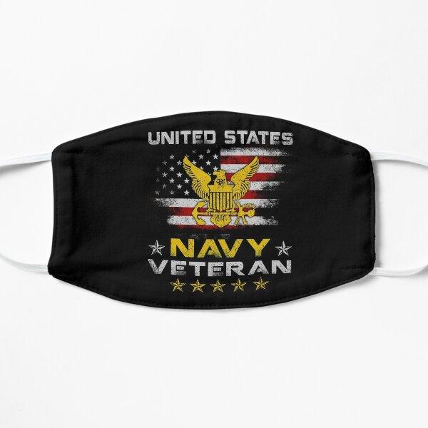 Vintage US Navy Veteran T Shirt USN Shirt T-Shirt 4th of July Gift Mask