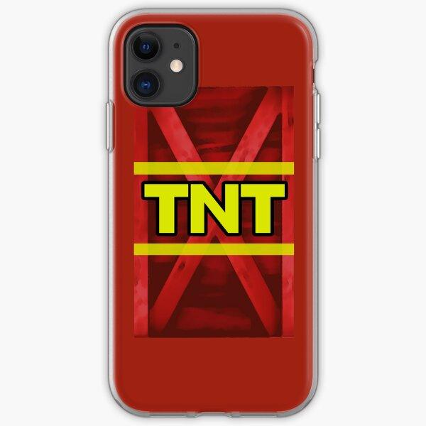 TNT Crate iPhone Soft Case