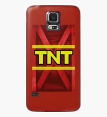 Funda/vinilo para Samsung Galaxy Cajón TNT