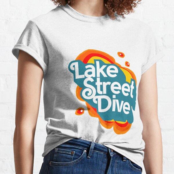 Lake Street Dive Retro Camiseta clásica