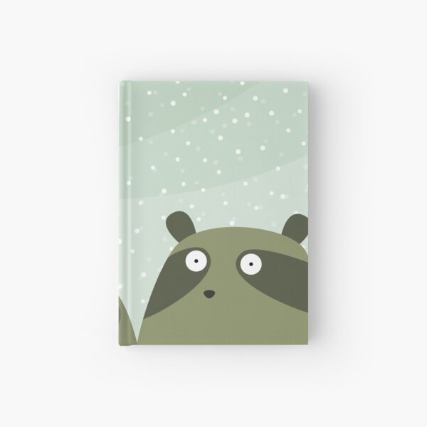 Squirrel, bevear and a no particular rodent Hardcover Journal