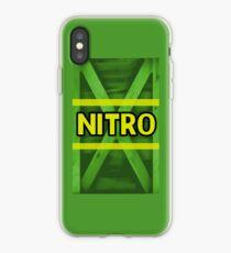 Nitro Crate iPhone Case