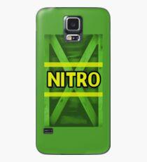 Funda/vinilo para Samsung Galaxy Caja Nitro