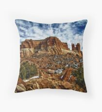 Dowa Yalanne 5 Throw Pillow