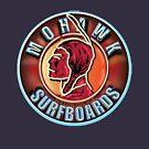 MOHAWK SURFBOARDS by Larry Butterworth