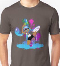 Splatoon Inkling (Cyan) T-Shirt