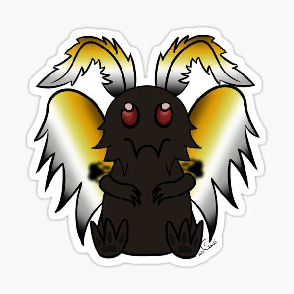 Mothman - Bear Pride Sticker
