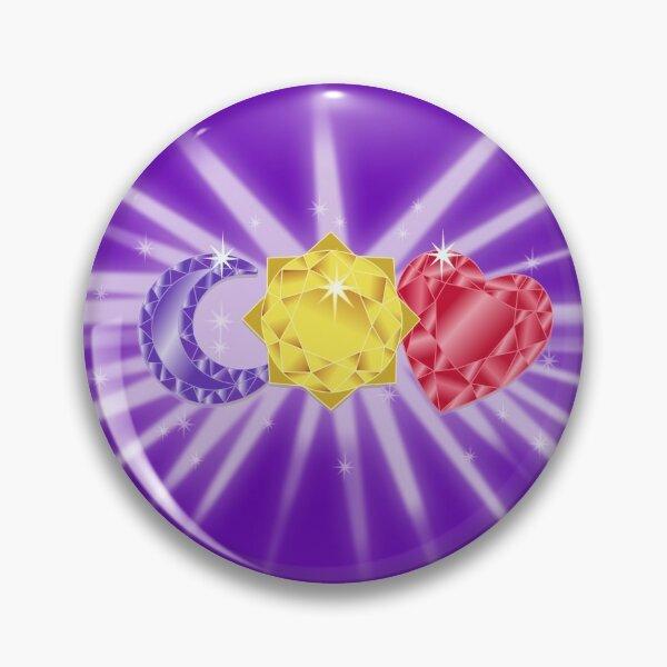 Jewel Power! Pin