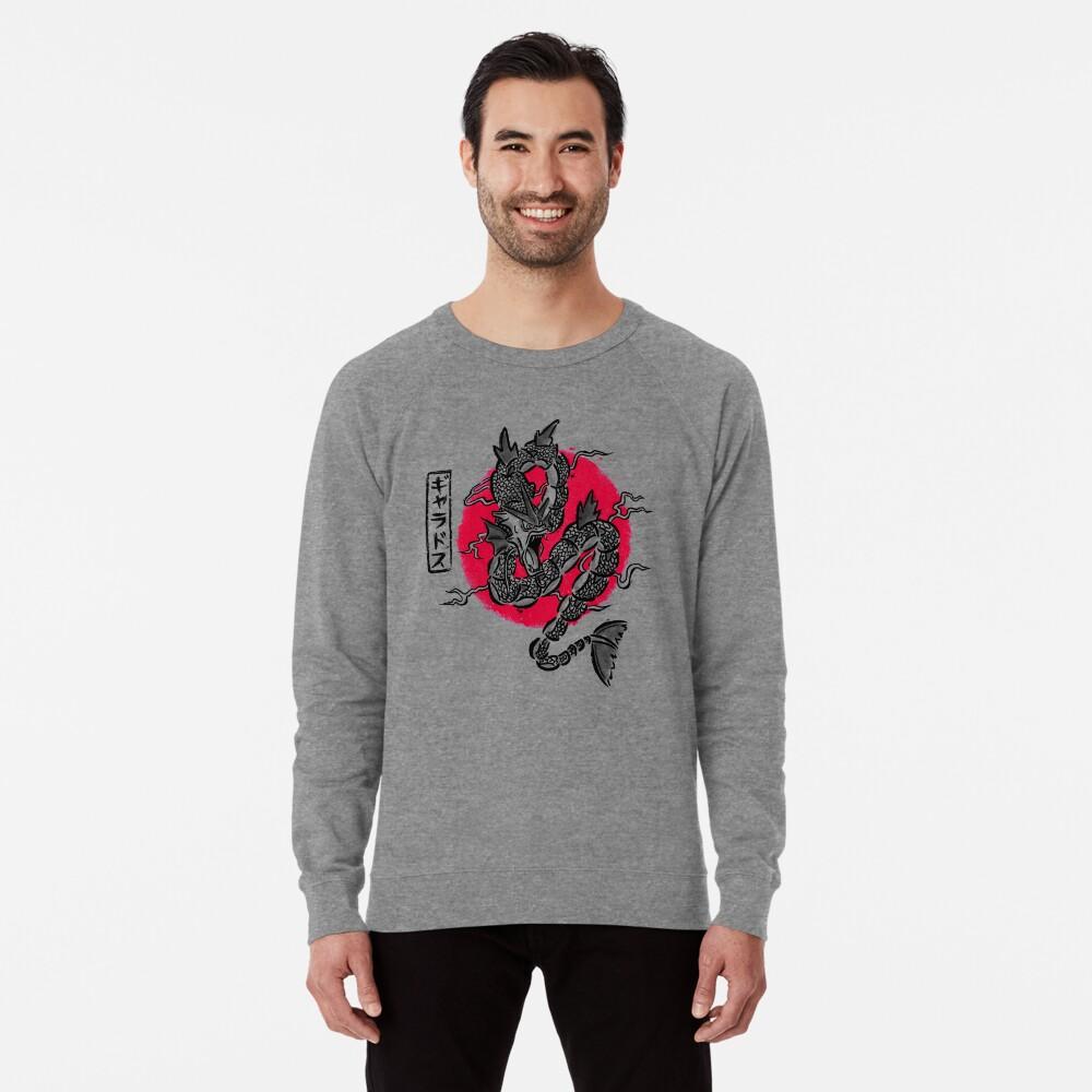 Ryu no inku Lightweight Sweatshirt