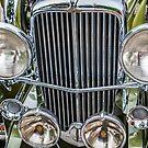 Duesenburg Grill and Headlights  by eegibson