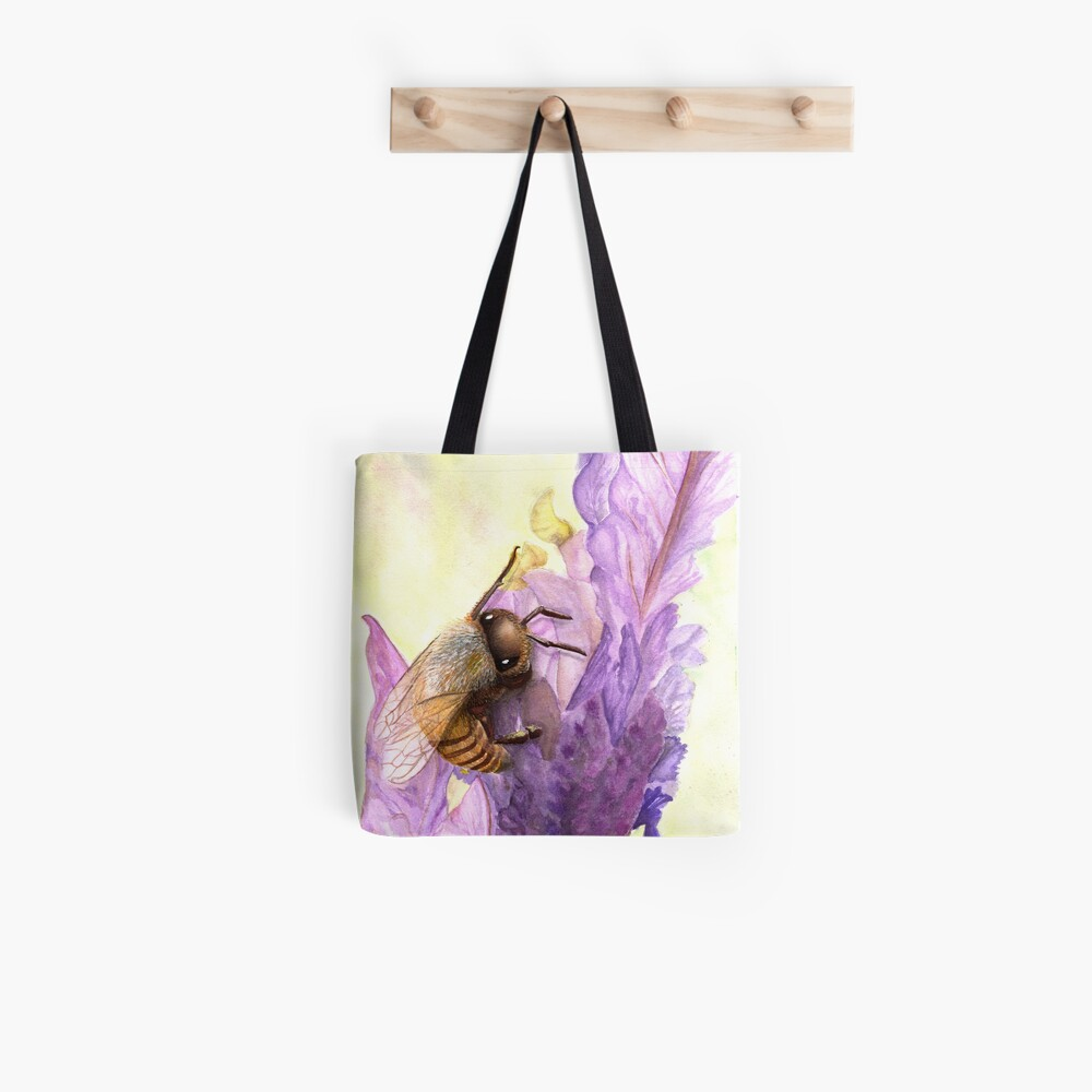 Bee Bliss Tote Bag